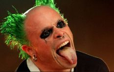 Keith Flint (aka The Firestarter) found dead at his home at the age of 49
