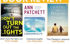John Maytham's Book Review: Suicide notes, family dramas and penguins...