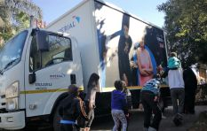 702 Truck of Love visits Laudium