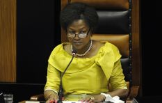 WATCH LIVE: Mbete to announce secret ballot decision