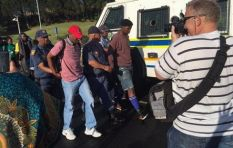 At least nine UCT students arrested amid #FeesMustFall protests