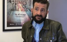 Funny-man John Vlismas gets dead serious about money