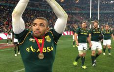 Bryan Habana opens up about money, and now having to buy his own clothes