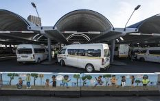 [PHOTOS] Colourful murals in Cape Town station make-over
