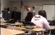 [WATCH] Gay teen fights back against school bully as teachers do nothing