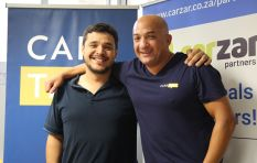 Sell your car in 30 minutes with CarZar #CapeTalkintheBoardroom