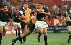 [BREAKING NEWS] Springbok legend James Small (50) has died