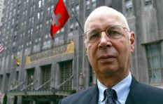 Who is Klaus Schwab and could he help save the world?