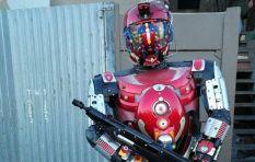 Bridgetown man needs your help to make his robot move