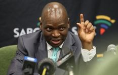 No footage of violent  #TshwaneUnrest in SABC news coverage