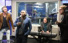 [WATCH] Swing City put their own spin on Nat King Cole's LOVE