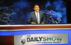 Trevor Noah setting the bar high as Daily Show soars