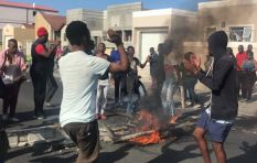W Cape govt blames ANC for staging Khayelitsha service delivery protests
