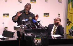 ANC says it warned against Gordhan vs Hawks matter
