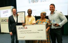 LeadSA Changemakers 2018 celebrates those making a positive difference