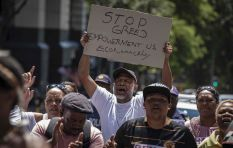 GautengShutdown: Protesters demand coloured community be included in the economy