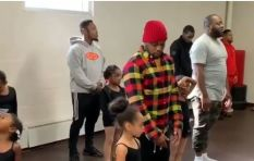 [WATCH] Adorable video of dads joining daughters' ballet class goes viral