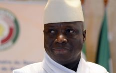 Gambia's former President plunders millions of dollars in his final week