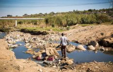 Poverty's tight grip on South Africa