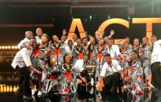 Ndlovu Youth Choir 'Waka Waka' performance wows America's Got Talent judges