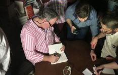 Was power outage at Jacques Pauw's book launch an act of sabotage?
