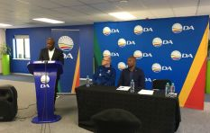 Solly Msimanga selected as DA's candidate for Gauteng premier