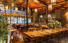 Whet your appetite as Anna Trapido reviews the Spanish restaurant 'La Boqueria'