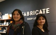 Fabricate prides itself in selling locally produced and designed brands
