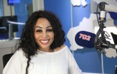 [LISTEN] Azania in conversation with Khanyi Mbau ahead of 'Red Room' premiere