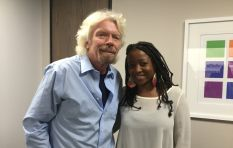Africa State of Mind with Lee Kasumba: Business through Richard Branson's eyes