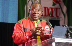 President Ramaphosa calls on Sadtu to end teacher-learner sexual relations