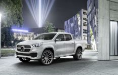 'Mercedes X-class bakkie advert… it's not good'