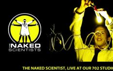 Watch the Naked Scientist LIVE from Primedia