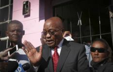 Residents welcome President Zuma's return to Elsies