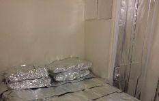 Retain body heat with an aluminium foil this winter, advises City of Joburg