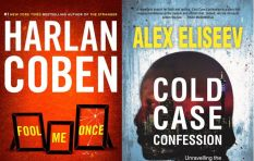 Spine-chilling crime books and the 2016 Sunday Times Literary Awards shortlist