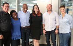 [WATCH] Xolani Gwala launches #Change4Cancer