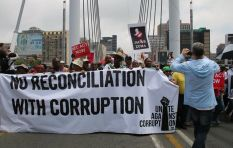 #ZumaMustFall march: a success or failure?