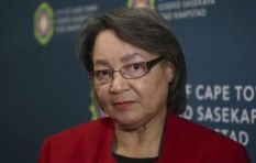 [LISTEN] De Lille: People are blind in anger and dislike of me