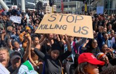 Civil society organisations call for  #SandtonShutdown