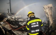 Over R3 million raised by YOU to help with the fire damages in Cape Town!