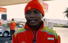 Shell should give Nkosikho Mbele the R500,000, caller tells Eusebius