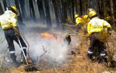Tech used to fight Cape's raging fires