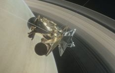 NASA's Cassini spacecraft runs out of fuel after 13 years of orbiting Saturn
