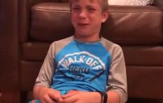 [WATCH] Little boy learning importance of taxes, has social media in stitches