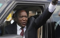 President Uhuru Kenyatta maintains 54% lead in Kenyan elections