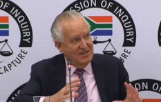 [LISTEN] Peter Hain details complicity of international banks in state capture