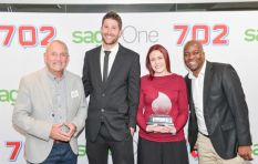 """Customer base has grown 30%"" - Winner 2016 Sage Small Business Awards with 702"