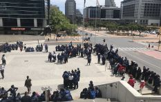 Striking MyCiti drivers don't want to be outsourced, demand jobs with City of CT