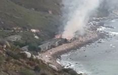 Section of luxury CPT resort gutted by fire for second time in 3 years